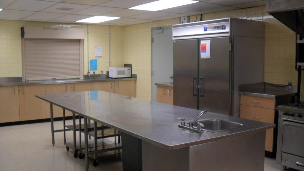 Full Size Commercial Kitchen